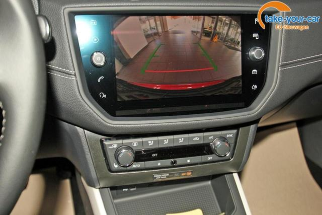 Seat Arona 1.0 TSI Xcellence, AHK, Navi, Kamera, virtual