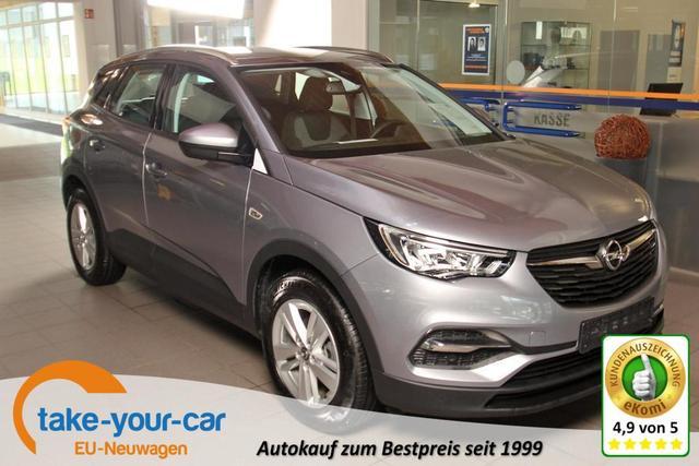 Opel Grandland - X 1.2 DIT Edition, LED, Winterpaket, sofort Vorlauffahrzeug