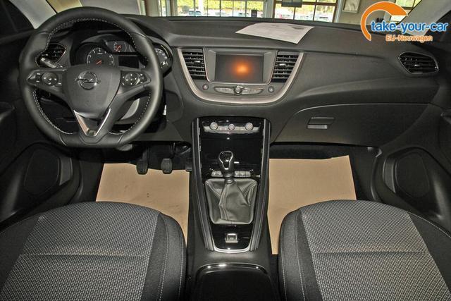 Opel Grandland X 1.2 DIT Edition, LED, Winterpaket, sofort