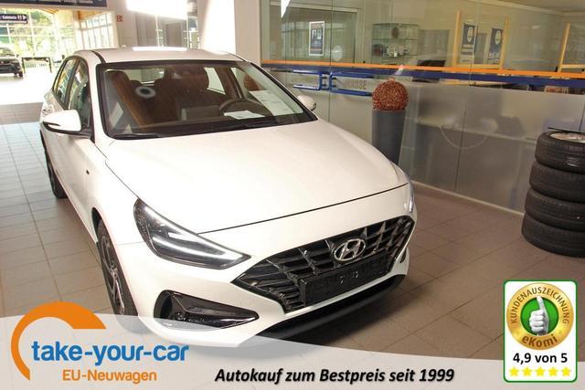 Hyundai i30 - 1.5 T-GDi DCT Comfort, Kamera, Navi, LED Vorlauffahrzeug