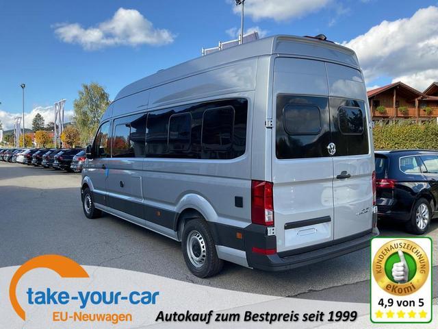 Volkswagen Grand California - 680 App ,Navi ,ACC ,PDC v h ,Kamera Vorlauffahrzeug