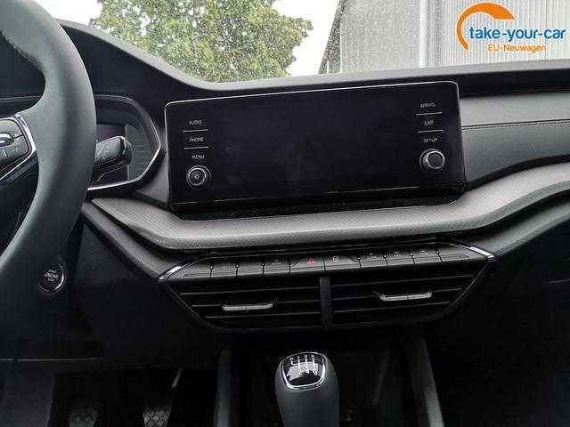 Skoda Octavia Combi 1,5TSi Ambition PDC Kam LED Cockpit App
