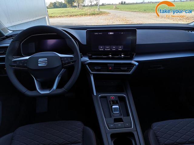 Seat Leon Sportstourer ST 2.0TDi FR-Line DSG neues Modell