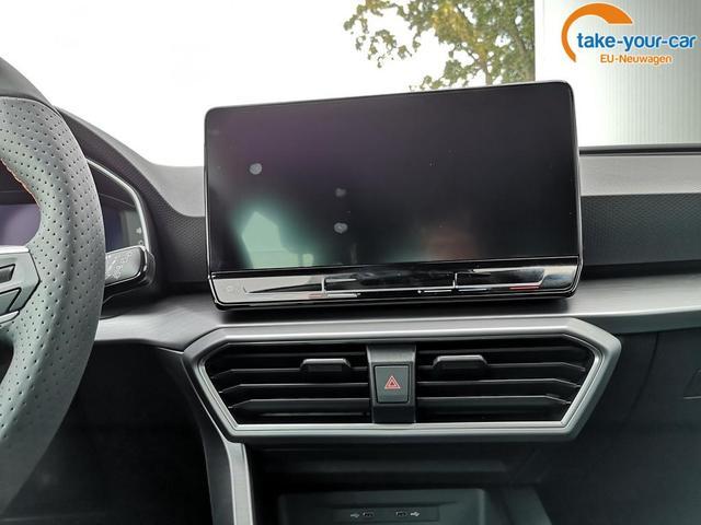 Seat Leon 1,5eTSi FR-Line DSG-Getriebe Mild Hybrid