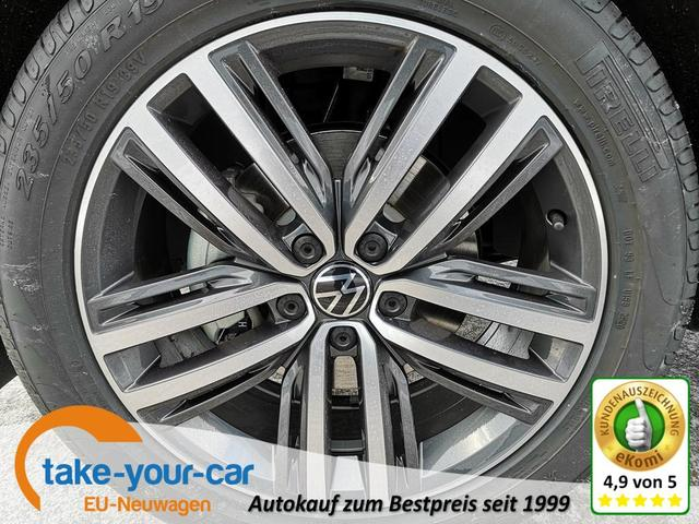 Volkswagen Tiguan 2.0TDi Elegance DSG 4x4 AHK Matrix Pro Head Up