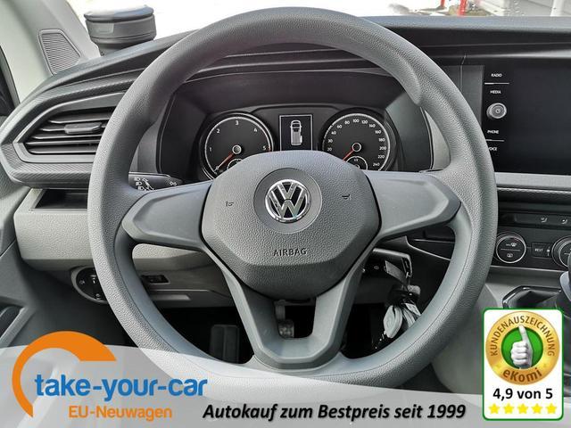 Volkswagen Caravelle 6.1 - T6.1 2.0TDi Comfortline 6Gang 9Sitzer Navi Vorlauffahrzeug