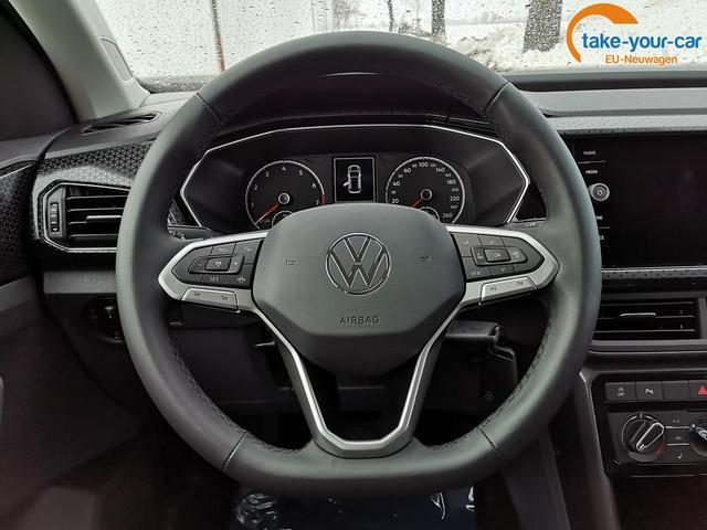 Volkswagen T-Cross - 1,0TSi Style 6Gang ACC LED App Sitzh. Vorlauffahrzeug