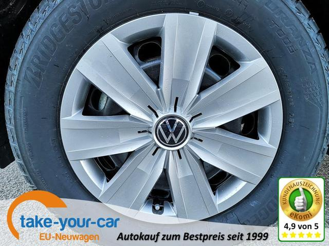 Volkswagen T-Roc - 1,0TSi Basic Climatronic MFL APP Sitzh. Vorlauffahrzeug