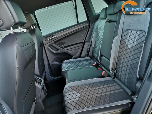 Volkswagen Tiguan 2,0TDI R-Line DSG 4Motion Standh.ACC Navi LED 19Zoll