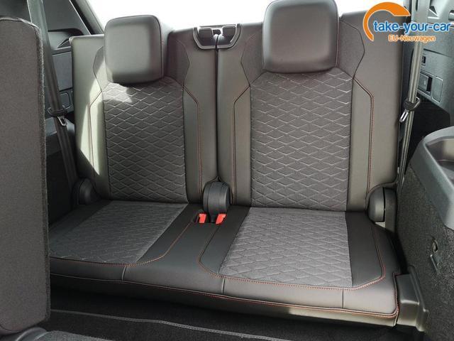 Seat Tarraco 2.0TDi FR-Line DSG 4Drive Pano, 20 Zoll, ACC, Standh. LED, El. Hk.