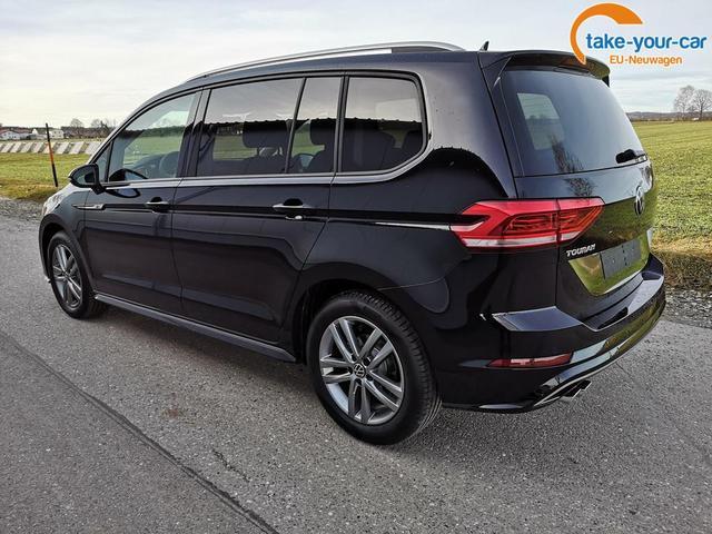 Volkswagen Touran 1,5TSi R-Line DSG ACC NAVI LED 7Sitzer AHK