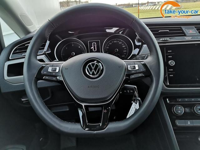 Volkswagen Touran 2.0TDi R-Line DSG ACC NAVI LED 7Sitzer el HK