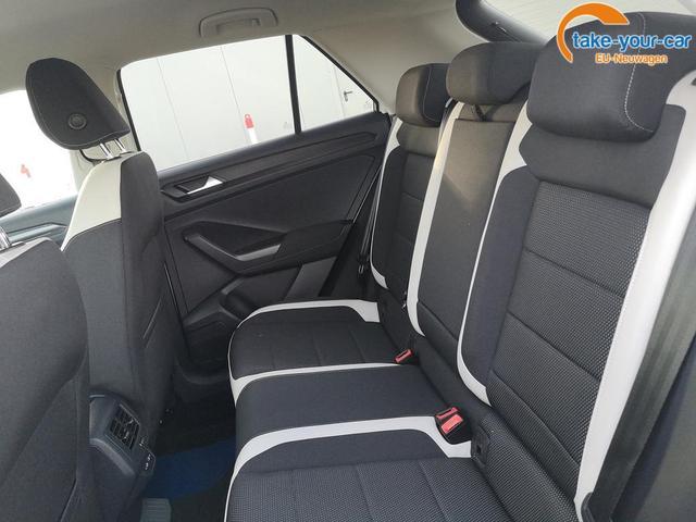 Volkswagen T-Roc 1,TSi Sport 6Gang ACC Kam. el.Hk LED Navi Cockpit