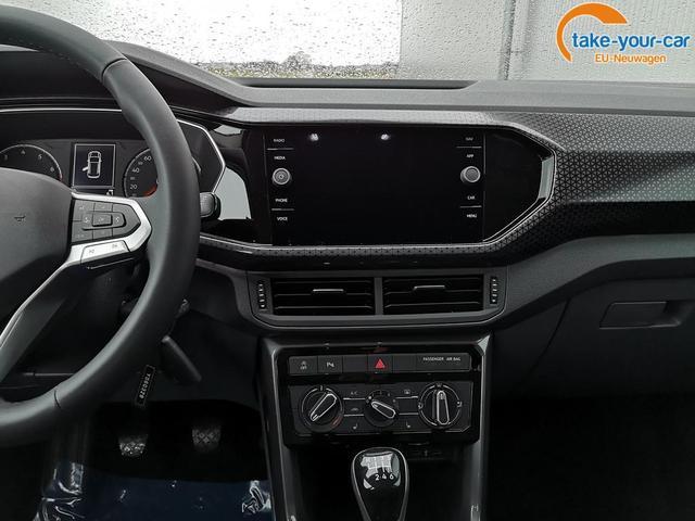 Volkswagen T-Cross 1,0TSi Style 6Gang ACC LED App Sitzh.