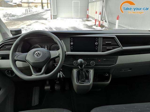 Volkswagen Caravelle 6.1 T6.1 2.0TDi Comfortline 6Gang 9Sitzer Navi