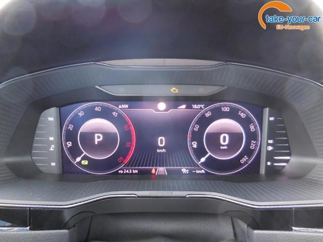 Skoda Superb Combi 2.0TDi L&K neues Modell 4x4 DSG AHK Standh. Pano Columbus
