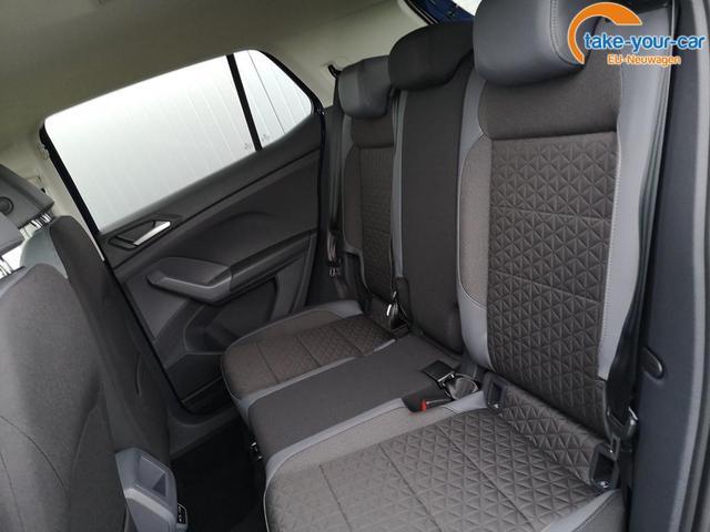 Volkswagen T-Cross 1,0TSi Style DSG ACC LED App Sitzh.