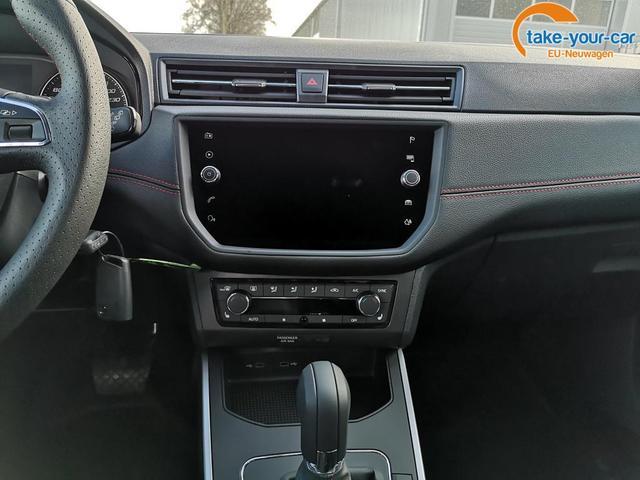 Seat Arona 1,0TSi FR-Line DSG ACC, Parkl., Kam, Navi, LED