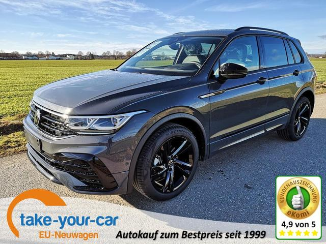 Volkswagen Tiguan 2.0TDi R-Line DSG 4x4 HEAD UP el. HK. Matrix