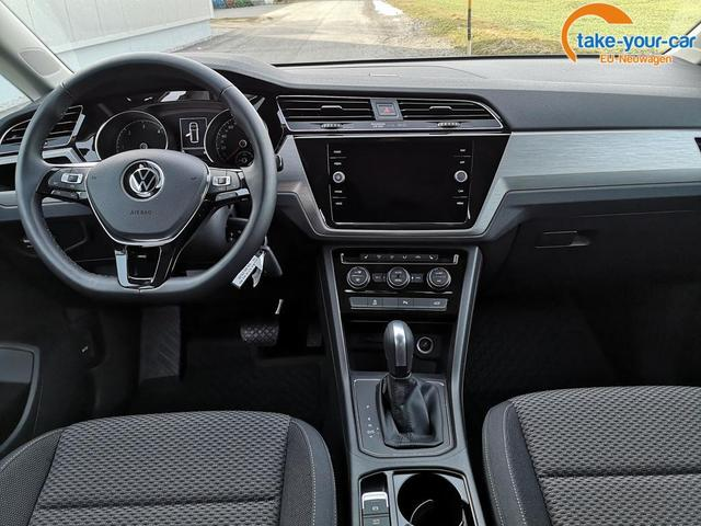 Volkswagen Touran 2.0TDi R-Line DSG ACC NAVI LED 7Sitzer