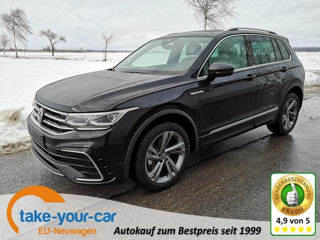 Volkswagen Tiguan 2.0TDi R-Line DSG 4x4 HEAD UP el. HK. LED