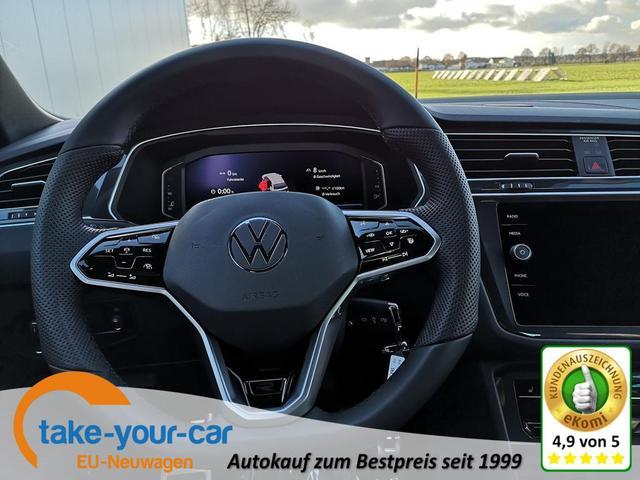 Volkswagen Tiguan 2.0TDi R-Line DSG HEAD UP el. HK. Matrix