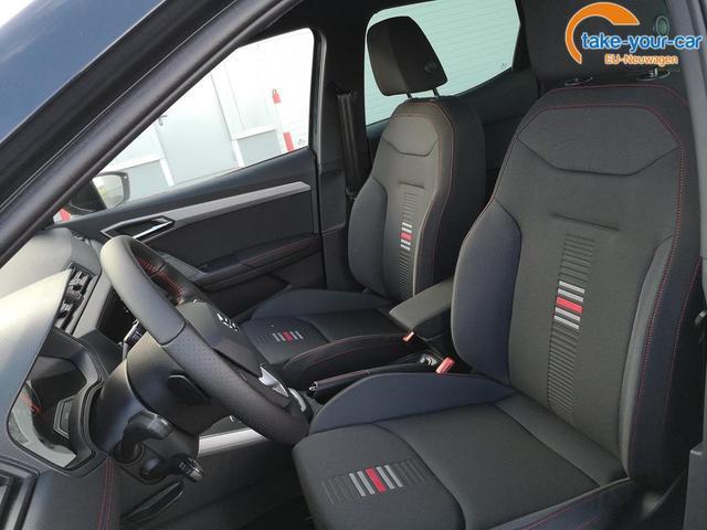 Seat Arona 1,0TSi FR-Line 6Gang ACC, Parkl., Kam, Navi, LED