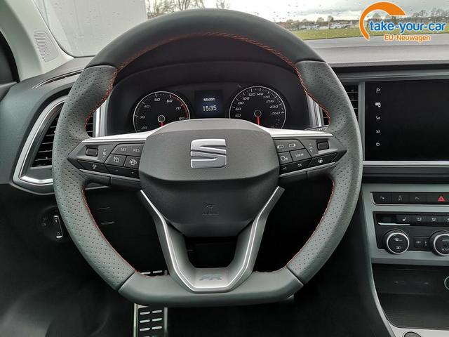 Seat Ateca 2.0TDi FR-Line DSG 4x4 AHK ACC Parkl. LED Navi Spur GV5