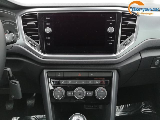 Volkswagen T-Roc Cabriolet Cabrio 1.0TSi Style 6Gang ACC PDC App Sitzh. Windschott