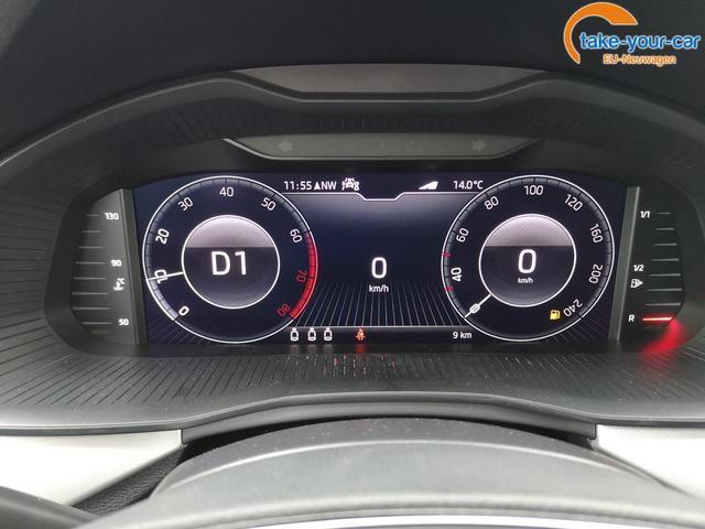 """Skoda Kamiq 1.5TSi Sport Pano, LED, APP, 18"""""""