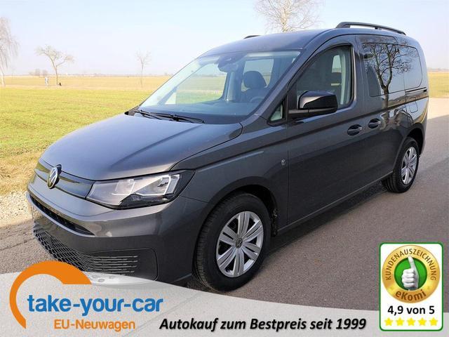 Volkswagen Caddy - 2.0TDi DSG Kam Sunset App Keyless Sitzh. Vorlauffahrzeug