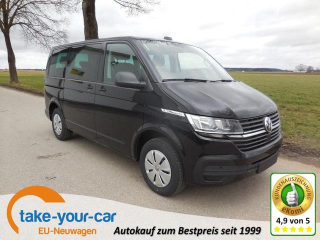 Volkswagen Multivan 6.1 - T6.1 2.0TDi Trendline DSG App Climatronic Sitzh. Kamera Vorlauffahrzeug