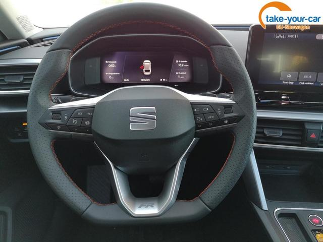 Seat Leon Sportstourer ST 1.5 eTSI FR DSG ACC LED Cockpit Navi Parkl.