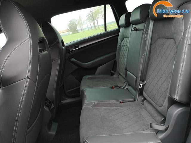 Skoda Kodiaq 2.0 TDI Sportline DSG 4x4 7 Sitze AHK Pano Kam