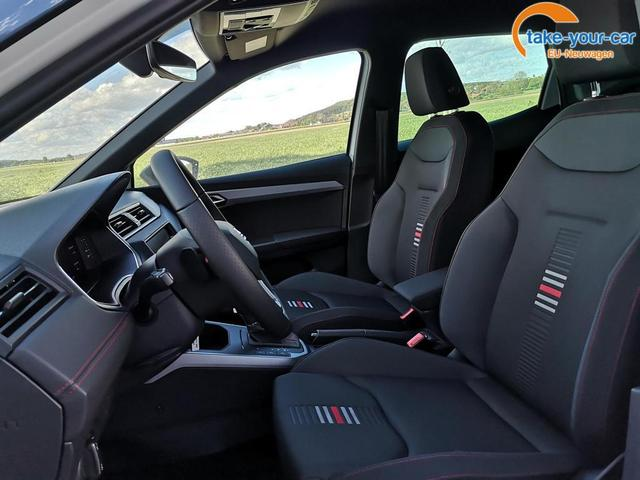 Seat Arona 1.0 TSI FR Cockpit LED Navi Parkl.