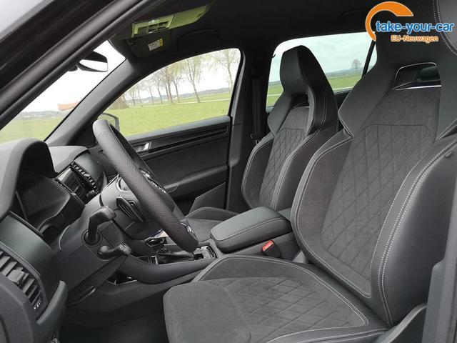 Skoda Kodiaq 2.0 TDI Sportline DSG 4x4 7 Sitze Kam