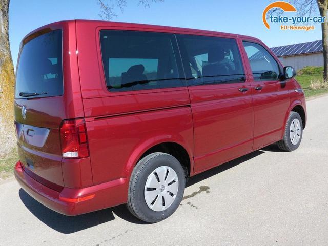 Volkswagen Multivan 6.1 T6.1 2.0TDi Trendline DSG App Climatronic Sitzh. Kamera