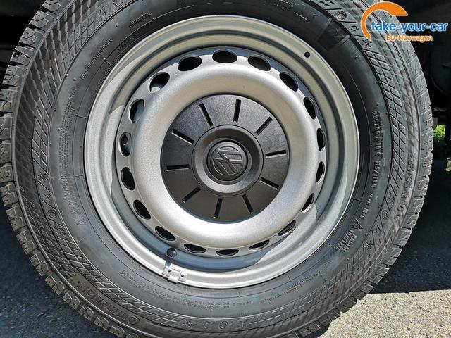 Volkswagen Grand California - 600 3,5 to 2.0TDi Hochbett Vorlauffahrzeug