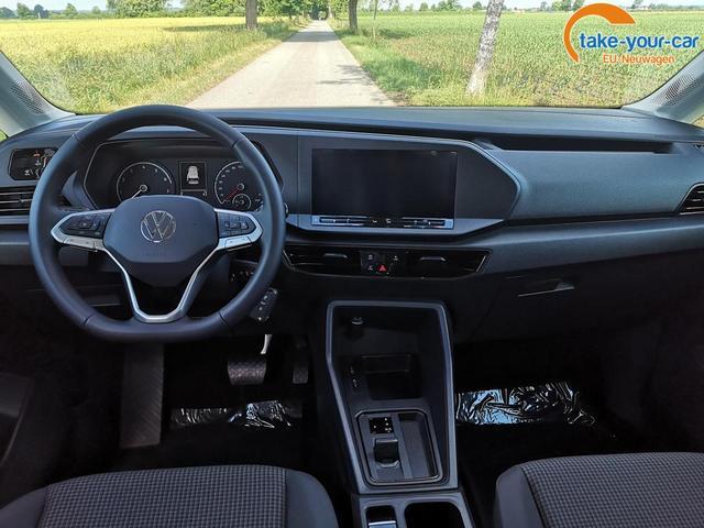 Volkswagen Caddy 1.5TSI DSG Edition Navi ACC LED Sitzh. Sunset Parkl.