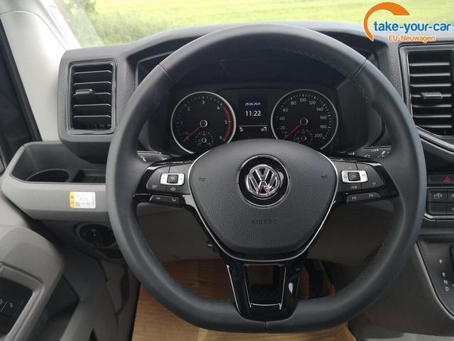 Volkswagen Grand California - 680 3,5 to 2.0TDi Vorlauffahrzeug