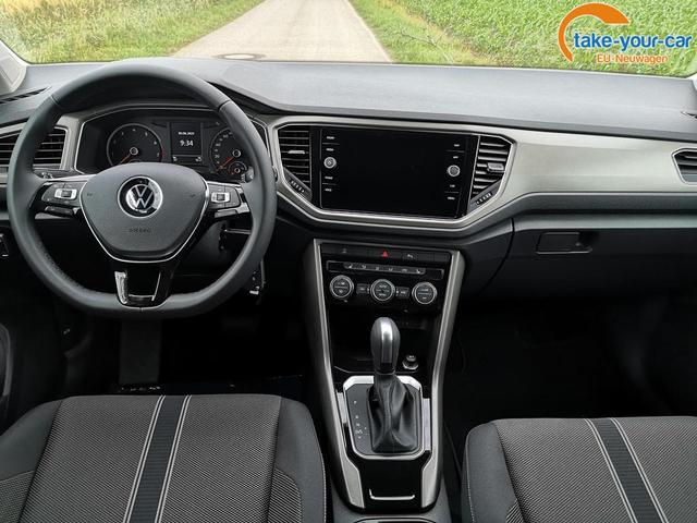Volkswagen T-Roc 1.5TSI Style DSG Navi ACC PDC Sitzh.