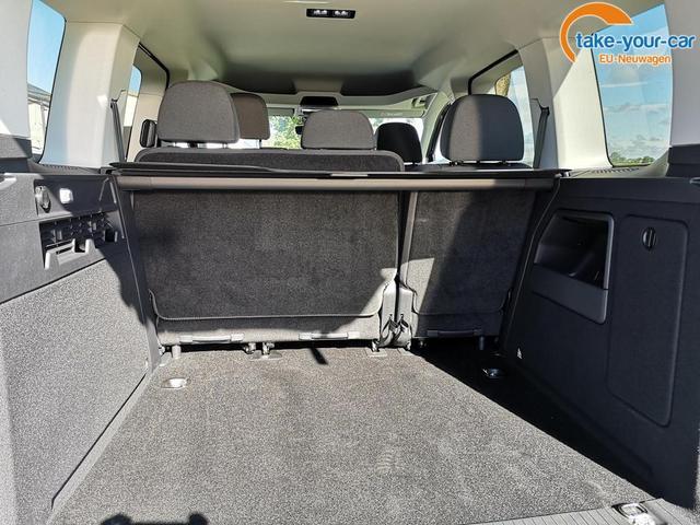 Volkswagen Caddy 1.5TSI Edition Navi ACC LED Sitzh. Sunset Parkl.
