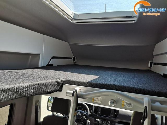 Volkswagen Grand California 600 3,5 to 2.0TDi Hochbett