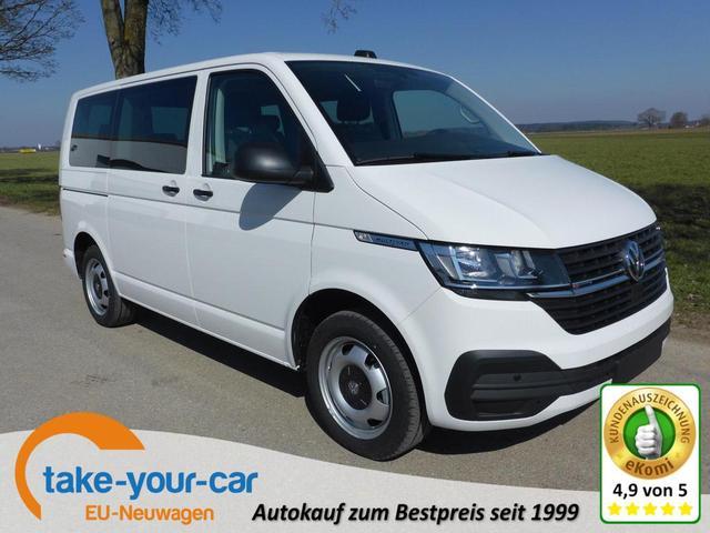 Volkswagen Multivan 6.1 - T6.1 2.0TDi Trendline DSG 4Motion Vorlauffahrzeug