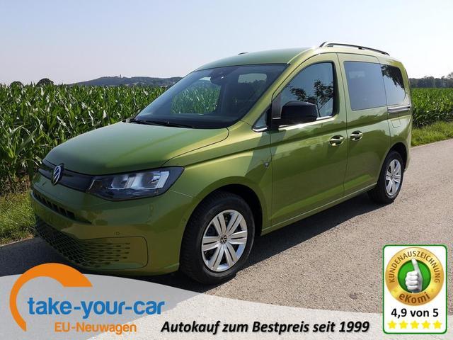 Volkswagen Caddy - 1.5TSI Edition App Sitzh. Sunset Parkl. Vorlauffahrzeug