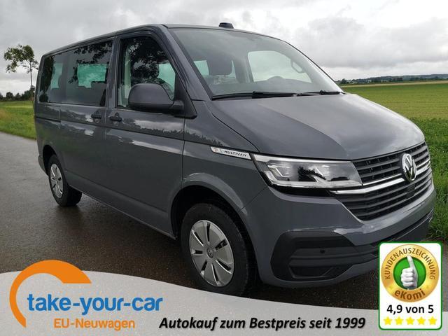 Volkswagen Multivan 6.1 - T6.1 Trendline DSG Navi PDC v h Kamera ACC Sitzh. Vorlauffahrzeug