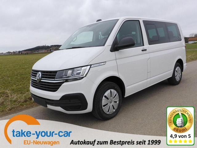 Volkswagen Multivan 6.1 - T6.1 Trendline Navi PDC v h Kamera ACC Sitzh. Vorlauffahrzeug