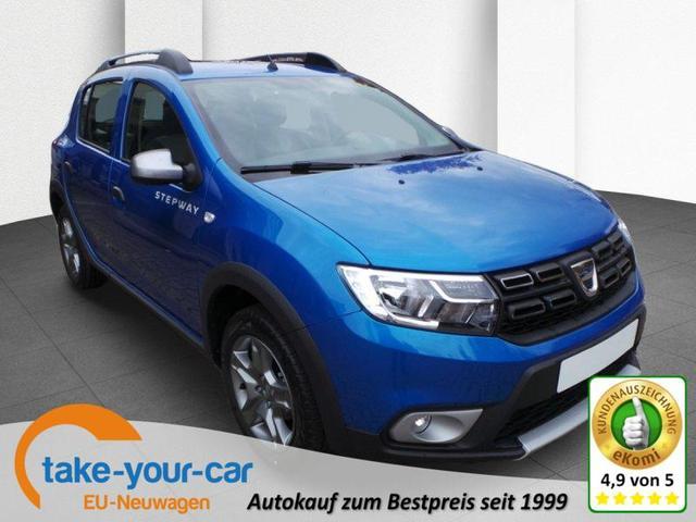 Dacia Sandero Stepway - TCe 100 ECO-G Deal Klima Vorlauffahrzeug