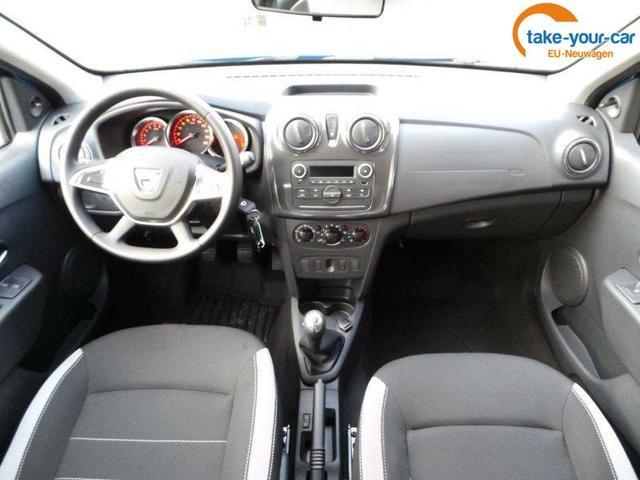 Dacia Sandero Stepway TCe 100 LPG Deal, Klima,