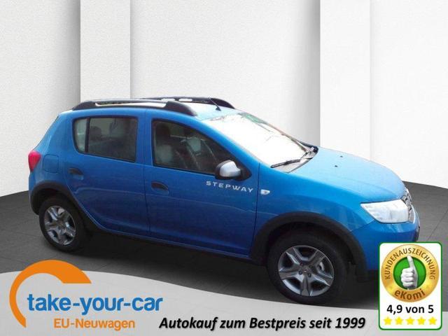 Dacia Sandero Stepway - TCe 100 LPG Deal, Klima, Bluetooth, DAB Radio Vorlauffahrzeug